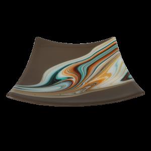 Schaal herfst kleuren voor aanzicht model 1